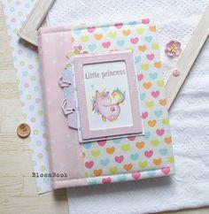 Baby Album Personalized Baby Girl Photo Album Girl Baby Memory Book