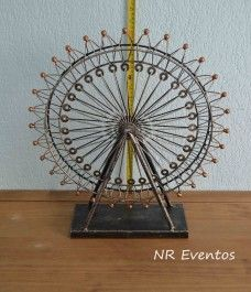 Roda Gigante Metal