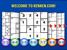 """I love using KenKen in my classroom!  Its great for math, logic, reasoning, and problem solving!  The best part is students think its a """"fun"""" activity:)"""