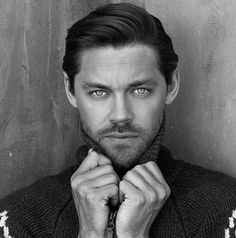 Most Beautiful Man, Gorgeous Men, Tom Payne Actor, Pretty People, Beautiful People, Tom Tom Club, Cumpleaños Harry Potter, Prodigal Son, Michael Sheen