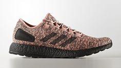 "http://SneakersCartel.com adidas Pure Boost ""Salmon"" Coming Soon #sneakers #shoes #kicks #jordan #lebron #nba #nike #adidas #reebok #airjordan #sneakerhead #fashion #sneakerscartel"