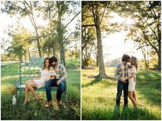 Mississippi Engagement   April and Paul Photography   Lace and Loyalty