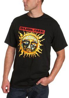 BESTSELLER! Sublime Men's Short Sleeve New Sun Te... $10.29