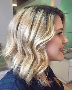 Christa at Koa Salon in Portland did a fantastic job with cut and color!