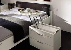 La Vela Pop-up Bedside Table