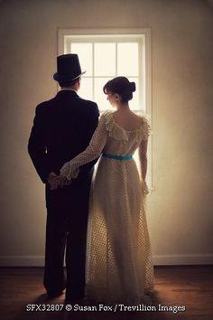 © Susan Fox / Trevillion Images Victorian couple