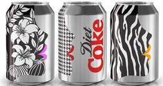 Coca-Cola Soyez Glam set