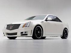 Отзывы о Cadillac CTS (Кадиллак КТС)