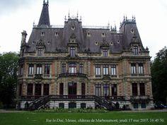 Château de Marbeaumont, Bar-le-Duc, Meuse (1903), médiathèque municipale, sympa non?!!