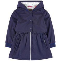 Long waterproof jacket