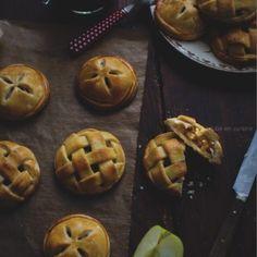 Apple pie mini (façon cookies) ou traditionnelle