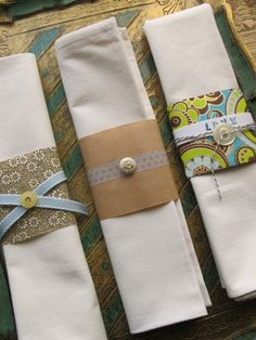 Paper napkin holders