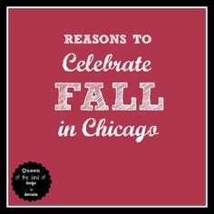 Reasons to Celebrate Fall / as seen on www.queenofthelandoftwigsnberries.com