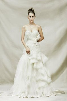 Designer spotlight: Pallas Couture   Something Borrowed