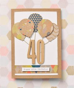 If you're new to  cardmaking and want a project to get you off the starting blocks, this geometric beauty is just the answer.