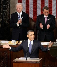President Barack Obama...  State Of The Union.... 2011
