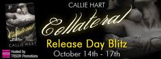 Bookworm Bettie's: Release Day Blitz & Giveaway ~ Collateral (Blood &...