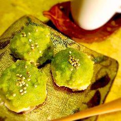 夏のソーメンが残っていたら( ´ ▽ ` )ノだだちゃ豆を使って美味しい和菓子に❤️ - 82件のもぐもぐ - ソーメンで簡単!お月見 ずんだ餅(≧∇≦)w by MIEKO 沼澤三永子