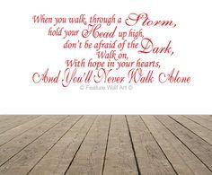 Doris Day Youll Never Walk Alone
