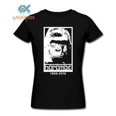 Harambe Shirt. RIP Women and Mens sizes.