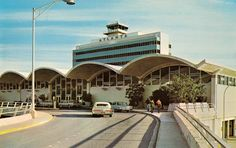 atlanta municipal airport in the 60s / hartsfield jackson international airport
