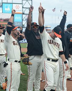 One last YES for the 2014 regular season! #SFGThanks