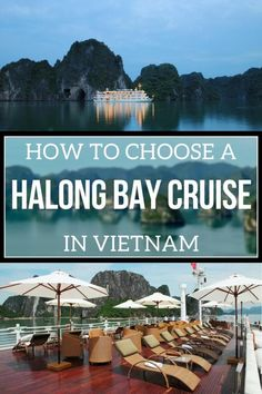 Guide to Halong Bay Cruises in Vietnam Plus Our Cruise with The Au Co A guide to Halong Bay cruises from getting there, to choosing a cruise company, and choosing a cruise itinerary. Also provide full details and photos of our own 3 day Halong Bay cruise! Cruise Travel, Cruise Vacation, Asia Travel, Solo Travel, Vacation Trips, Travel Tips, Travel Ideas, Honeymoon Trip, Travel Hacks