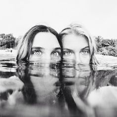 Eyes | Water | Fiends | Girls | Photography | Ideas