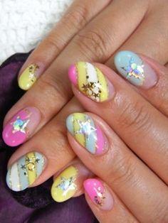 Flirty Nail Art Ideas for 2012