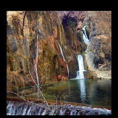 Gunpinarwaterfall-Günpınar Şelalesi-Darende-Malatya