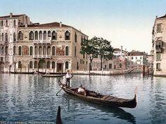 Da Mulla Palace, Venice, Italy