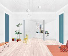 fala, Fernando Guerra / FG+SG · Chiado Apartment