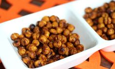 Recipe:+Spicy+Roasted+Chickpeas
