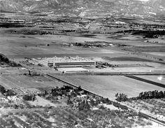 General Motors Plant, Van Nuys 1948