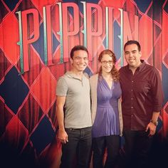 """""""""""We've got magic to do that's just for you!"""" #pantages #friends #pippin #pippinthemusical #magictodo #theatersundays""""  @jontakehiroyu"""