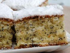 Ricetta Dessert : Torta al limone con farina di riso da Vickyart