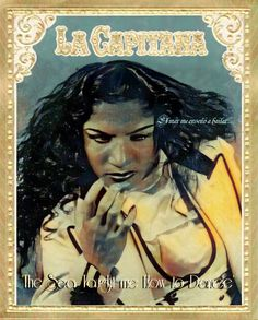 """Carmen Amaya (2 November 1918 – 19 November 1963) born in the Somorrostro slum of Barcelona, Spain, Romani dancer, singer, song-writer and actress performed around the world and had a huge impact on the art of flamenco. During her lifetime she was called the greatest of dancers and """"the most extraordinary personality of all time in flamenco dance"""", referred to as Queen of the Gypsies by many and La Capitana to her family. In 1991 a crater in Venus was named after her."""