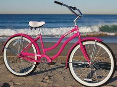 bici rosadita! ♥