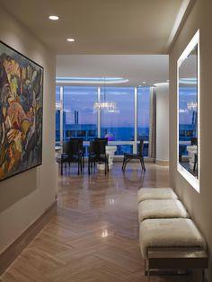 Get Inside Trump Towers Interior Design in Chicago