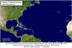 Honduras mantiene vigilancia sobre avance de depresión tropical en el Caribe