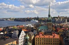 Travel & Adventures: Stockholm. A voyage to Stockholm, Sweden, Europe.