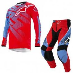 Calça + Camisa Alpinestars Racer 2013 $425.60