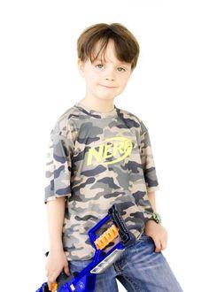 503 Made vcmblog Nerf Boy Custom Shirt Collaboration Etsy