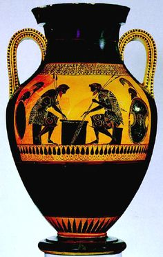 Going GREEK! Scratch into history with Greek Vases/Pots Greece Art, Greek Pottery, Black Vase, White Vases, Vase Design, Wooden Vase, Vase Shapes, Pottery Vase, Ancient Greece