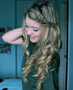 Don't know what to do with your hair? – look no further (28 photos) – theBERRY