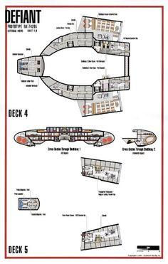 Defiant Class NX-74205