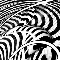 Abstract Photography Art Black White Stripes