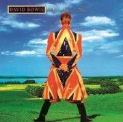David Bowie - Earthling LP Record Album On Vinyl
