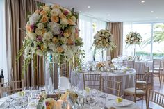 Stunning colorful Destination Wedding Reception Decor. Beautiful and classic wedding set up for you destination wedding in Portugal. Photo by Portugal Wedding Photographer #destinationweddingsinportugal #weddingdecorportugal #weddingreceptiondecorportugal #portugalweddingphotographer