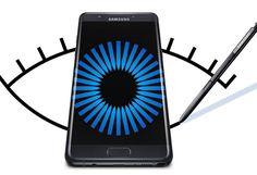 Na czym dokładnie polega problem z Galaxy Note 7?